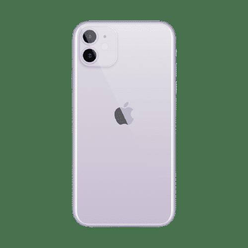 iPhone 11 viola