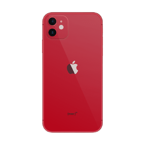iPhone 11 rosso