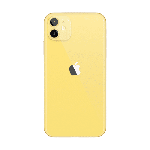 iPhone 11 giallo