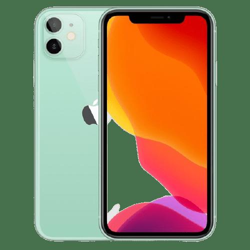 iPhone 11 verde